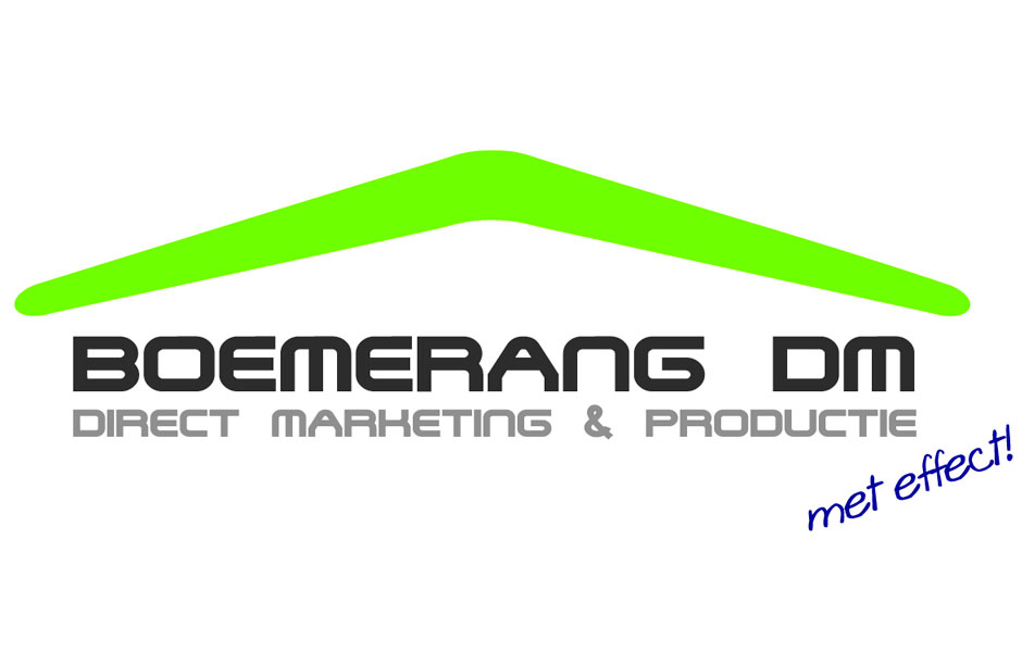Boemerang DM sponsorlogo