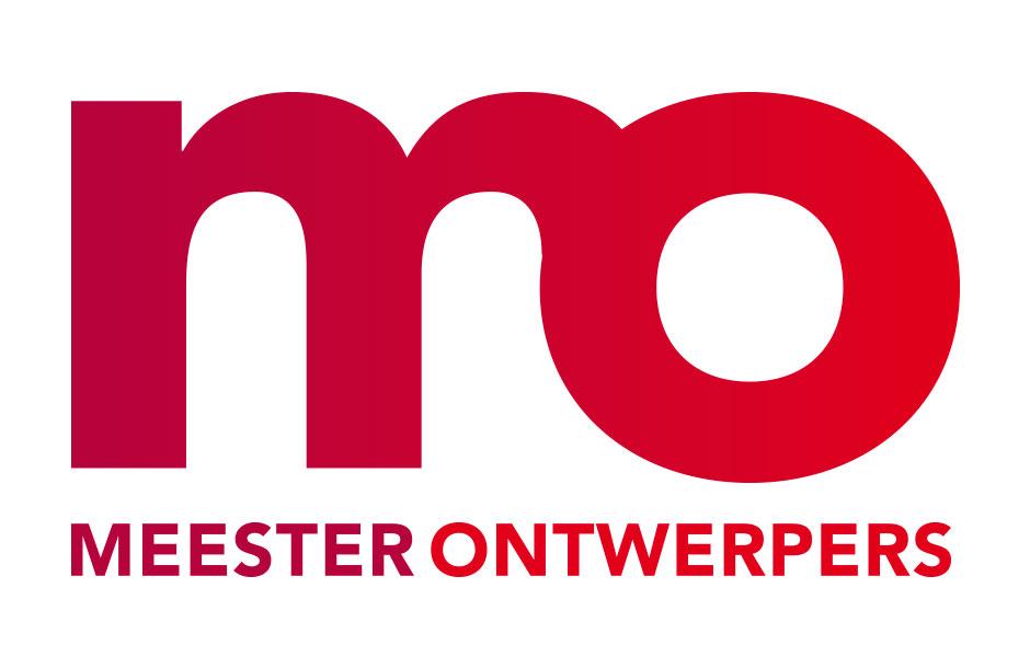 Meester Ontwerpers sponsorlogo